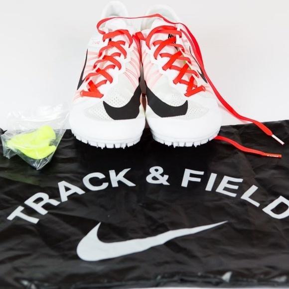 090ea0c895e0a Mens Nike Zoom JA Fly 2 Track Field US 10.5 Spikes.  M 5b16edc5409c159e726d5fe8